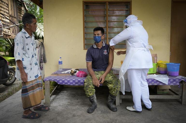 Malezyada korkutan varyant gelişmesi: Sadece bir ayda hepsi görüldü