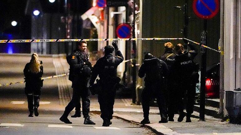Son dakika: Norveçte oklu saldırgan dehşeti