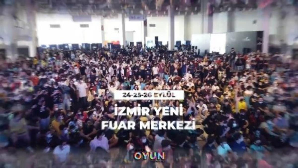 İzmir Oyun Festivali ardından yeni detaylar paylaşıldı